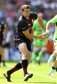 LONDON, ENGLAND - SEPTEMBER 02:  Alex Goode of Saracens in action during the Aviva Premiership match between Saracens and Northampton Saints at Twickenham Stadium on September 2, 2017 in London, England.  (Photo by Warren Little/Getty Images)