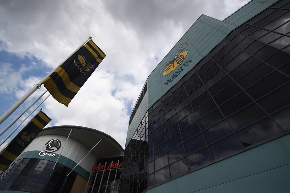 COVENTRY, ENGLAND - SEPTEMBER 02:  The Ricoh Arena is seen prior to the Aviva Premiership match between Wasps and Sale Sharks at The Ricoh Arena on September 2, 2017 in Coventry, England.  (Photo by Clive Mason/Getty Images)