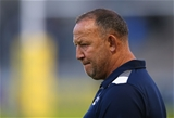 SALFORD, ENGLAND - SEPTEMBER 08:  Steve Diamond the Director of Rugby at of Sale Sharks looks on during the Aviva Premiership match between Sale Sharks and Newcastle Falcons at AJ Bell Stadium on September 8, 2017 in Salford, England.  (Photo by Alex Livesey/Getty Images)