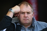 SALFORD, ENGLAND - SEPTEMBER 08:  Dean Richards the Director of Rugby at Newcastle Falcons looks on during the Aviva Premiership match between Sale Sharks and Newcastle Falcons at AJ Bell Stadium on September 8, 2017 in Salford, England.  (Photo by Alex Livesey/Getty Images)