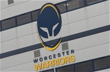 WORCESTER, ENGLAND - SEPTEMBER 10:  A general view of Sixways Stadium signage during the Aviva Premiership match between Worcester Warriors and Wasps at Sixways Stadium on September 10, 2017 in Worcester, England.  (Photo by David Rogers/Getty Images)